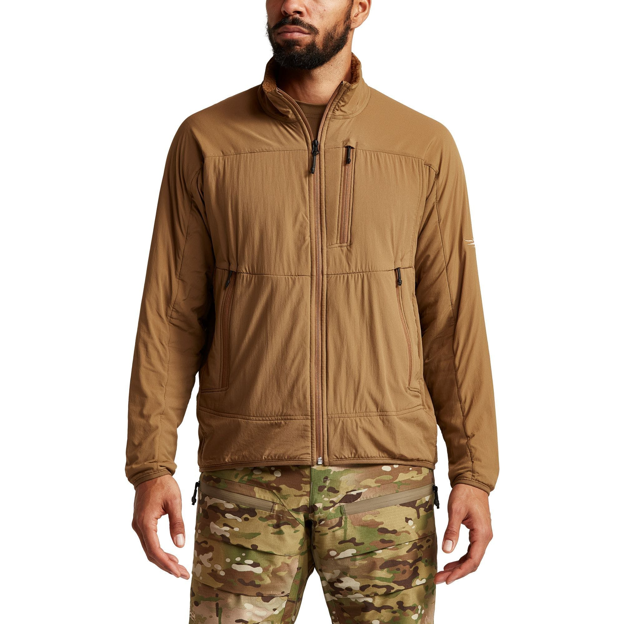 Img SITKA SOF 2021 30077 CY Mens MLX Jacket MD Wi Coyote Studio 2639