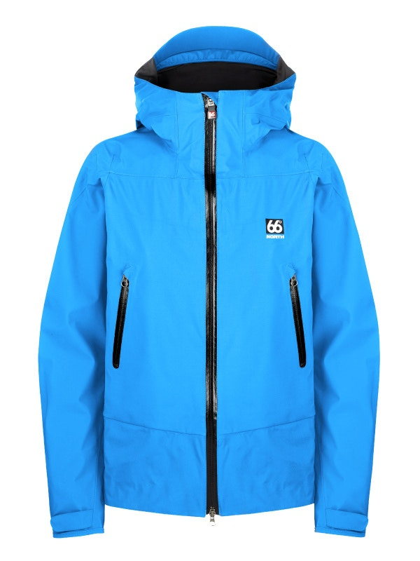 66 North Mens Snaefell Shell Jacket