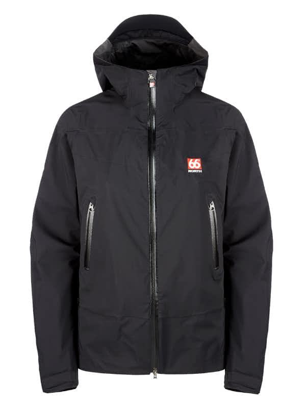 66 North Womens Snaefell Shell Jacket