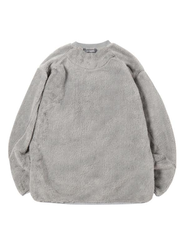 And Wander Highloft Fleece Pullover