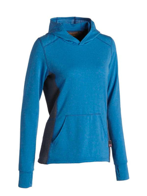 Immersion Research Power Wool Midweight Hoodie Womens