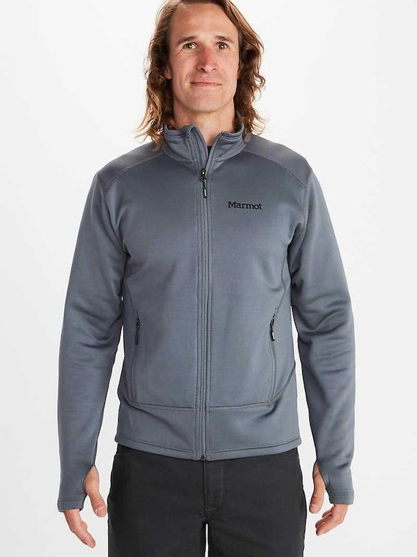 Marmot Mountain LTD Mens Olden Polartec Jacket