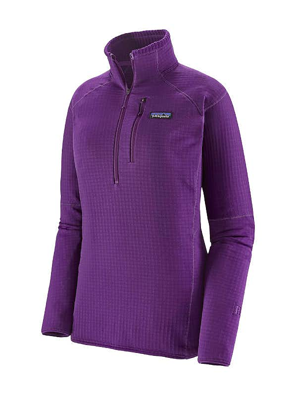 Patagonia Womens R1 Fleece Pullover