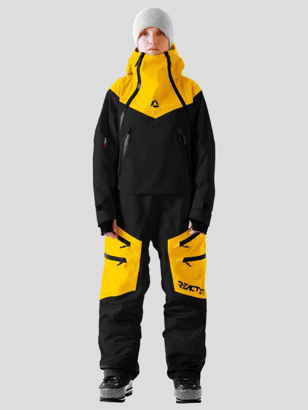 Reactor Backcountry Hardshell Suit
