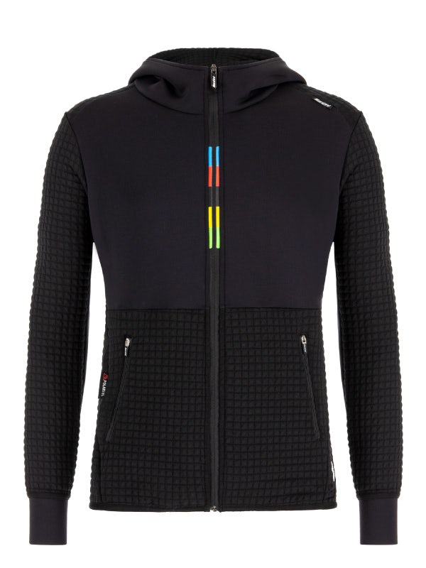 Santini Official UCI Rainbow Casual Jacket