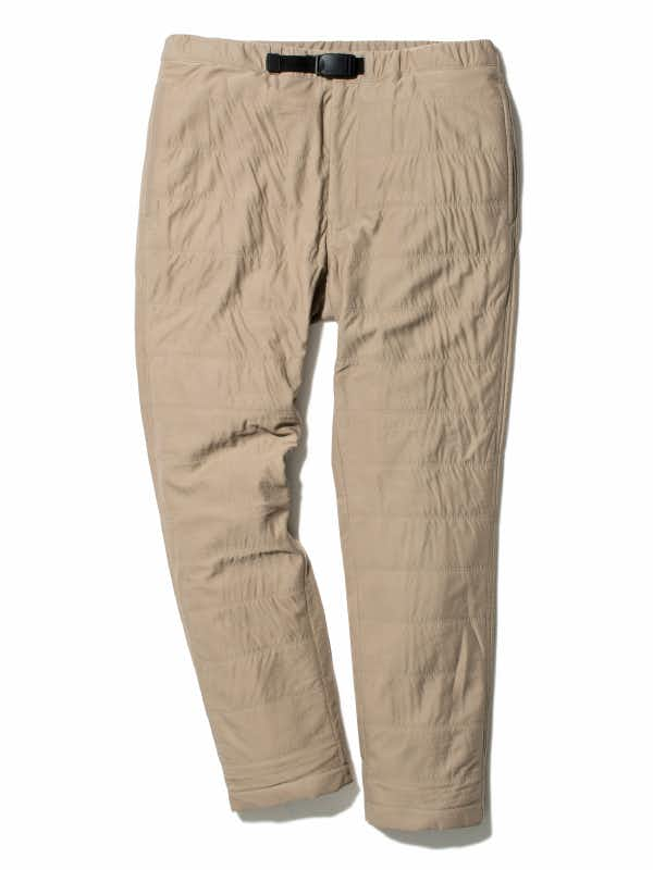 Snowpeak Flexible Insulated Pants