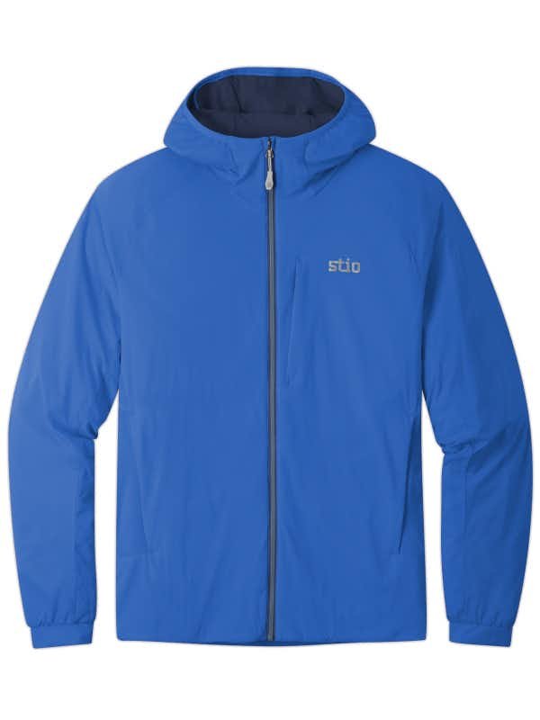Stio Mens Alpiner Hooded Jacket